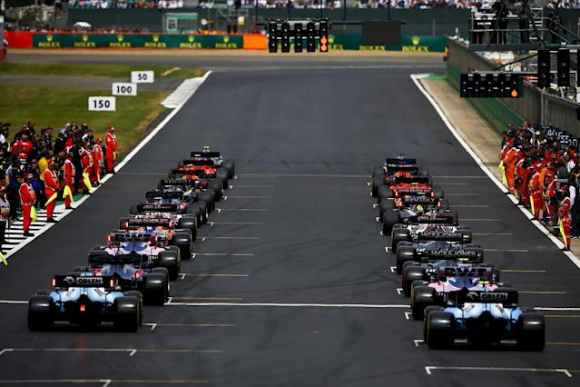 F1 explains how ballast could replace grid penalties