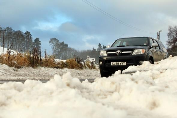 Snow chaos because Met Office got the forecast wrong