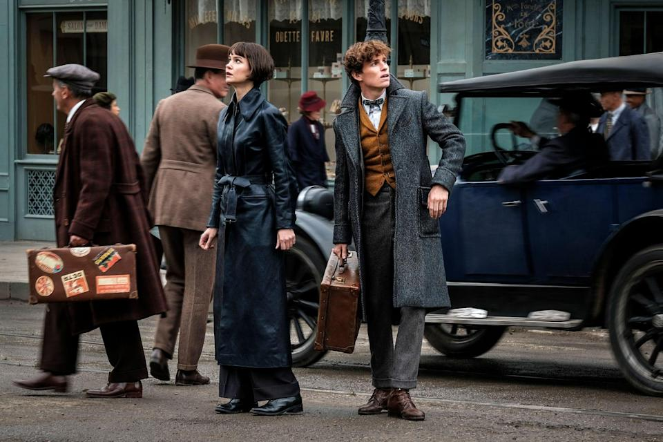 """<p>Just like the first two films, which were set in NYC and Paris, respectively, <a href=""""http://ew.com/movies/2019/11/04/fantastic-beasts-3-2/"""" class=""""link rapid-noclick-resp"""" rel=""""nofollow noopener"""" target=""""_blank"""" data-ylk=""""slk:the third film will jump to a new location"""">the third film will jump to a new location</a>, taking place in Rio de Janeiro, Brazil. </p>"""