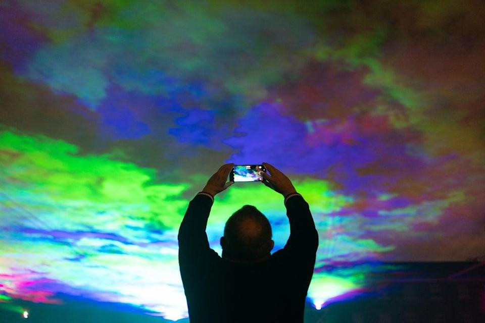 The installation has been displayed in locations all around the world (Dominic Lipinski/PA) (PA Wire)