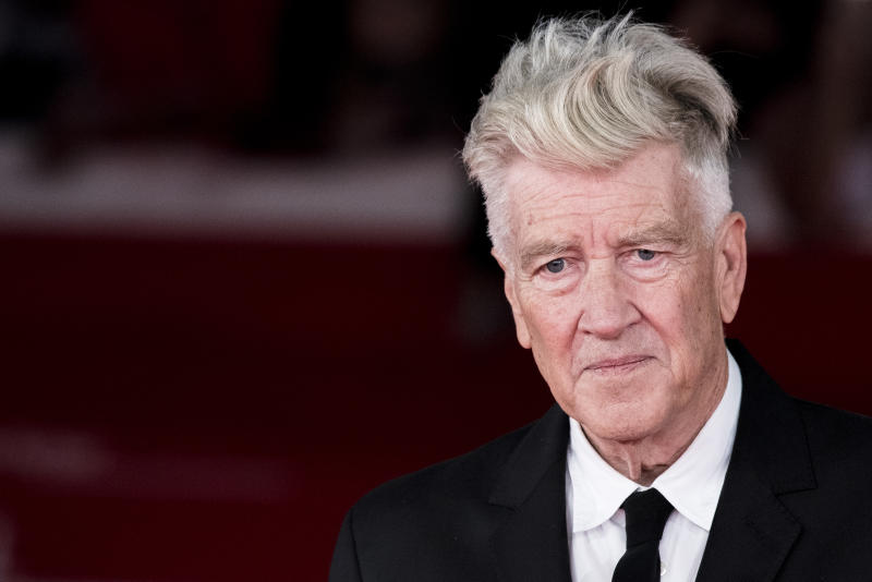 US director David Lynch during the red carpet at the 12th annual Rome Film Festival, in Rome, Italy, 04 November 2017. The film festival runs from 26 October to 05 November. (Photo by Massimo Valicchia/NurPhoto via Getty Images)