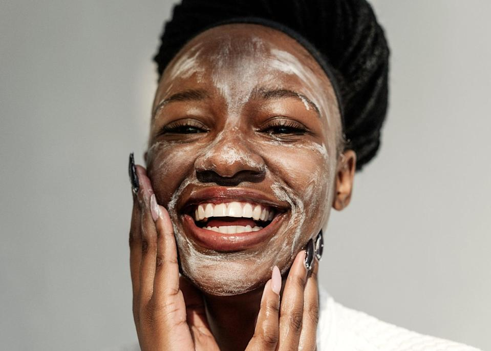 """<p>You need to cleanse your skin regularly to keep it free of dirt, sweat, makeup, and other grim, but you don't ever want your skin to feel tight after you wash it. </p> <p>""""Most people think that to be really clean, your skin should be 'squeaky,' when, in fact, that squeaky clean feeling is not what you want for your skin,"""" said Dr. Farhang. """"If your skin sounds squeaky or feels tight, that's your skin's way of telling you it's been stripped of its natural moisture."""" </p> <p>If your cleanser leaves you with that """"squeaky"""" feeling, it's a sign that you need a more hydrating option.</p>"""