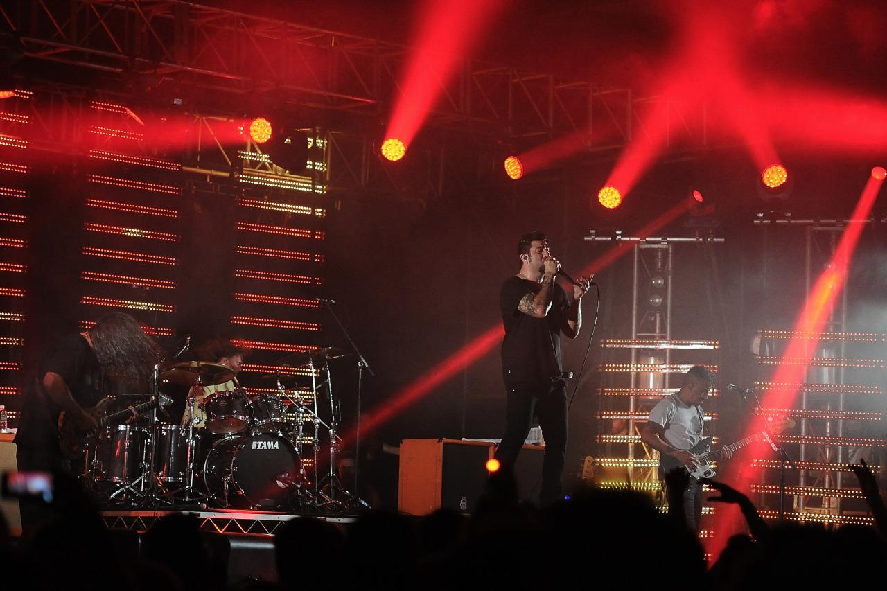 <p>Here's another sure thing for early 2016. Modern metal band Deftones have finished recording the follow-up to 2012's <i>Koi No Yokan</i> and is in the final stages of mixing, approving artwork, and naming the album, which was produced by Matt Hyde. The disc, which features a six-string bass that compliments the guitars and works with them in a different way than traditional basslines did on past albums, includes a guest appearance by Alice in Chains guitarist and vocalist Jerry Cantrell.</p>