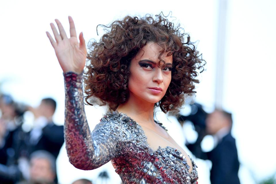 <p>File image: Kangana Ranaut attends the screening of 'Ash Is The Purest White' during the 71st annual Cannes Film Festival</p> (Getty Images)