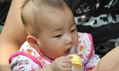 Baby Formula Rationed In UK Over China Demand