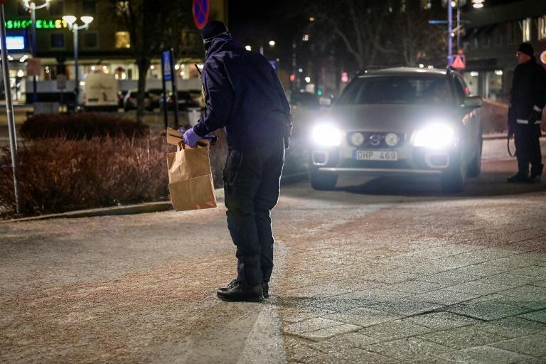 Swedish intelligence services consider the terrorist threat to be high and the country has been targeted twice in recent years