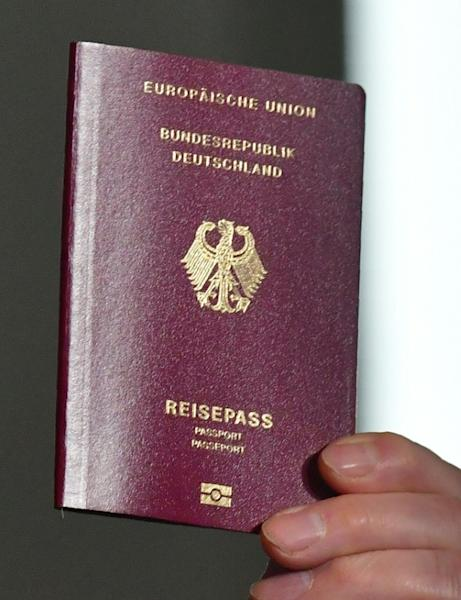 German citizenship throws up challenging questions for modern day Britons, especially the country's inescapable history