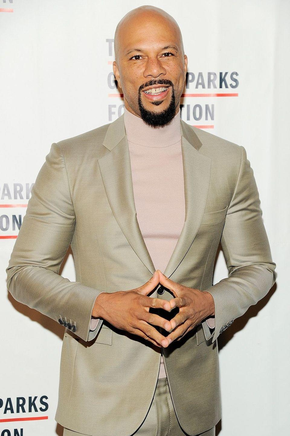 """<p>The famed rapper and now actor has been living the sober life for quite some time now, despite the temptations that come with living the stereotypical lifestyle of a rapper. </p><p><em>[h/t <a href=""""https://books.google.com/books?id=ziYEAAAAMBAJ&pg=PA108&lpg=PA108&dq=rapper+common+doesn%27t+drink+alcohol&source=bl&ots=vkv0SNR8ku&sig=Y53YZ5SMwE6jUouHbWiO6sXArHg&hl=en&sa=X&ved=0ahUKEwi8n42klb7VAhVBWCYKHc5dBgsQ6AEIcDAO#v=onepage&q&f=false"""" rel=""""nofollow noopener"""" target=""""_blank"""" data-ylk=""""slk:Vibe"""" class=""""link rapid-noclick-resp"""">Vibe</a></em></p>"""