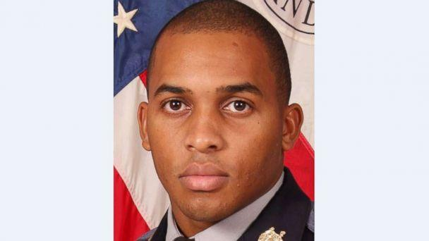Prince George's County police officer Ryan Macklin is facing five charges, including first- and second-degree rape and second-degree assault after being arrested Monday, Oct. 15, 2018. (Prince George's County Police)
