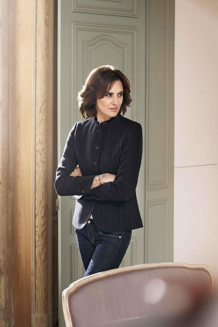 Ines de la Fressange's sixth collection for Uniqlo is due out September 8.