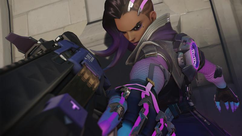 Rascal is showing the world how to play Sombra (Blizzard)