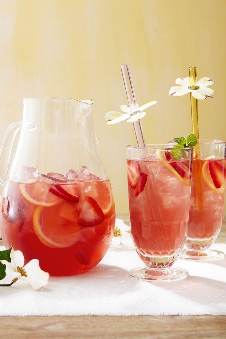"""<p>No brunch is complete without a bubbly drink to toast with. This punch is a great option, since it's full of bright spring flavors.</p><p><strong><a href=""""https://www.countryliving.com/food-drinks/a30876879/dogwood-punch-recipe/"""" rel=""""nofollow noopener"""" target=""""_blank"""" data-ylk=""""slk:Get the recipe"""" class=""""link rapid-noclick-resp"""">Get the recipe</a>.</strong></p><p><strong><a class=""""link rapid-noclick-resp"""" href=""""https://www.amazon.com/Borosilicate-Glass-Pitcher-Lid-Spout/dp/B071HJ692V/?tag=syn-yahoo-20&ascsubtag=%5Bartid%7C10050.g.1642%5Bsrc%7Cyahoo-us"""" rel=""""nofollow noopener"""" target=""""_blank"""" data-ylk=""""slk:SHOP PITCHERS"""">SHOP PITCHERS</a><br></strong></p>"""