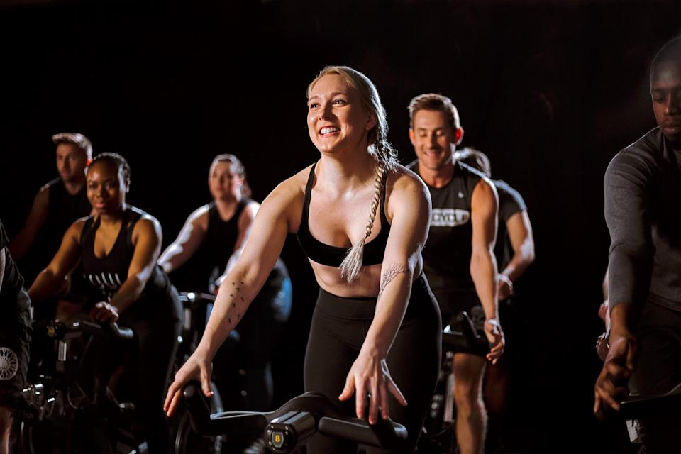 A SoulCycle class in action. Photo: SoulCycle/Maria Bentley