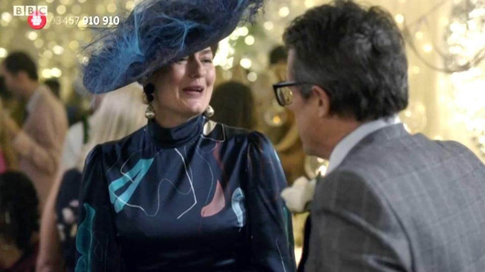 Anna Chancellor returns as Duckface in One Red Nose and a Wedding