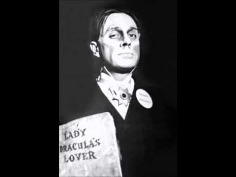 """<p>John Zacherle, the """"Cool Ghoul,"""" sings three verses about his run-in with monsters, but they're more like funny limericks set to a 1950s rock 'n' roll sound.</p><p><a class=""""link rapid-noclick-resp"""" href=""""https://www.amazon.com/Dinner-with-Drac-Pt-1/dp/B01F4PDA6G?tag=syn-yahoo-20&ascsubtag=%5Bartid%7C10055.g.27955468%5Bsrc%7Cyahoo-us"""" rel=""""nofollow noopener"""" target=""""_blank"""" data-ylk=""""slk:ADD TO PLAYLIST"""">ADD TO PLAYLIST</a></p><p><a href=""""https://youtu.be/tfNb9viis_4"""" rel=""""nofollow noopener"""" target=""""_blank"""" data-ylk=""""slk:See the original post on Youtube"""" class=""""link rapid-noclick-resp"""">See the original post on Youtube</a></p>"""