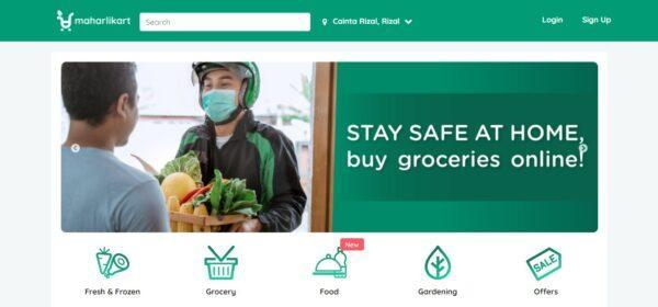 Online Grocery Delivery in the Philippines - Maharlikart