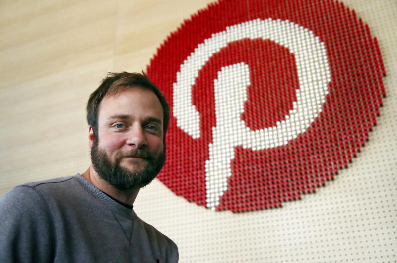 Digital scrapbooking site Pinterest files for IPO