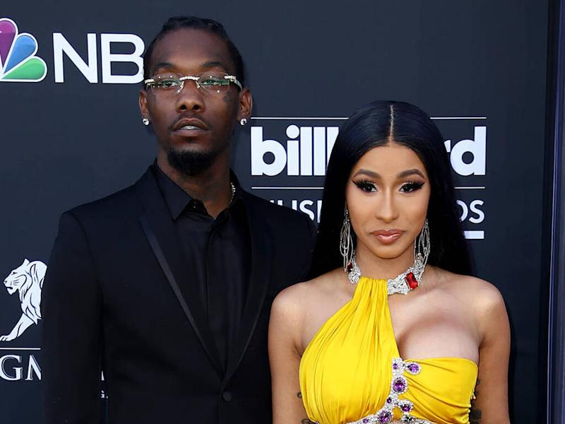 Cardi B has 'not shed one tear' over Offset divorce
