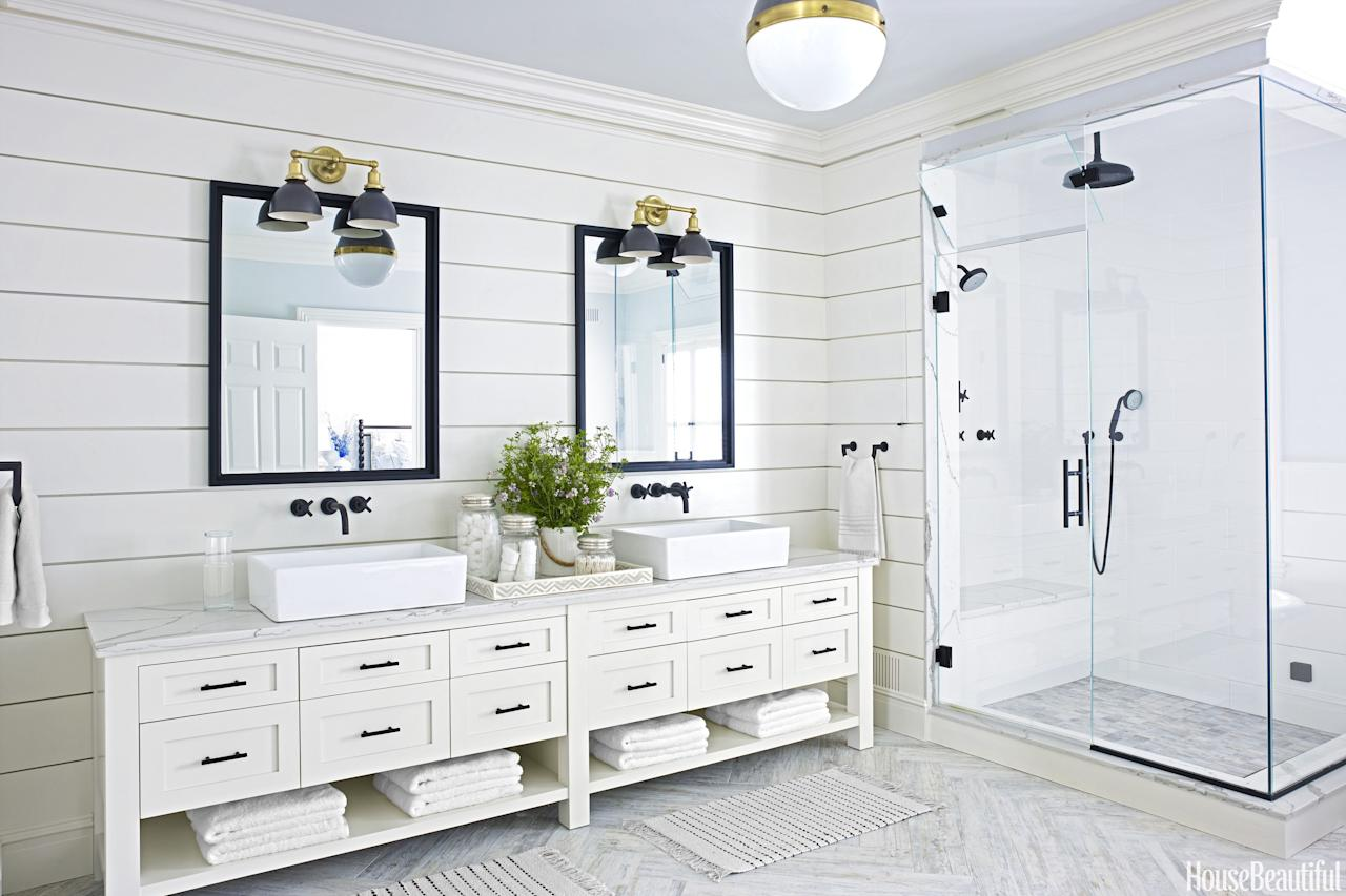 "<p>If I had to name the most disorganized spot in my home right now, I'd probably have to go with my the cabinet under the <a rel=""nofollow"" href=""https://www.housebeautiful.com/lifestyle/a21752703/things-you-should-never-wash-down-the-sink/"">bathroom sink</a>. Okay, well, maybe I'd actually go with the junk drawer in the kitchen, but, listen-we all have one of those, and my bathroom cabinet is absolutely a close second. Why? Because it's a <a rel=""nofollow"" href=""https://www.housebeautiful.com/small-spaces/"">tiny space</a> to begin with, then add a giant pipe in the middle of things and it gets even harder to work around. </p><p>If you can relate, I have some good news to share: there are a surprising amount of organizers out there that are literally <em>made </em>to tackle this exact problem, so no matter how big or small your bathroom sink cabinet is, there's hope for order yet. It's all about finding <a rel=""nofollow"" href=""https://www.housebeautiful.com/lifestyle/organizing-tips/g3458/dollar-store-bathroom-organizers/"">creative ways to make storage</a> happen, and these genius organizers might just change your life-or at least, make it just a little bit easier.</p>"