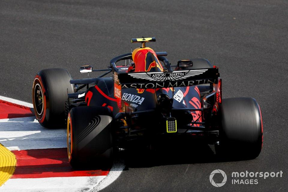 "Alex Albon, Red Bull Racing RB16<span class=""copyright"">Sam Bloxham / Motorsport Images</span>"