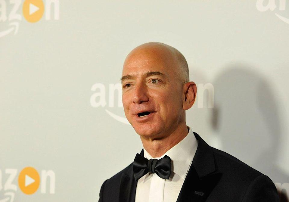 "<p>When Jeff Bezos <a href=""https://www.goodhousekeeping.com/home/news/g5012/tiny-houses-amazon/"" rel=""nofollow noopener"" target=""_blank"" data-ylk=""slk:founded his company"" class=""link rapid-noclick-resp"">founded his company</a> he initially called it Cadabra Inc. The name was changed to Amazon a few months later after his lawyer misheard the original name as ""cadaver"" and suggested they go with something else. He selected Amazon after the largest river in the world as he set out to start the biggest bookstore. Now they <a href=""https://www.goodhousekeeping.com/home/g4191/genius-kitchen-products-on-amazon/"" rel=""nofollow noopener"" target=""_blank"" data-ylk=""slk:sell just a few other things"" class=""link rapid-noclick-resp"">sell just a few other things</a>.</p>"