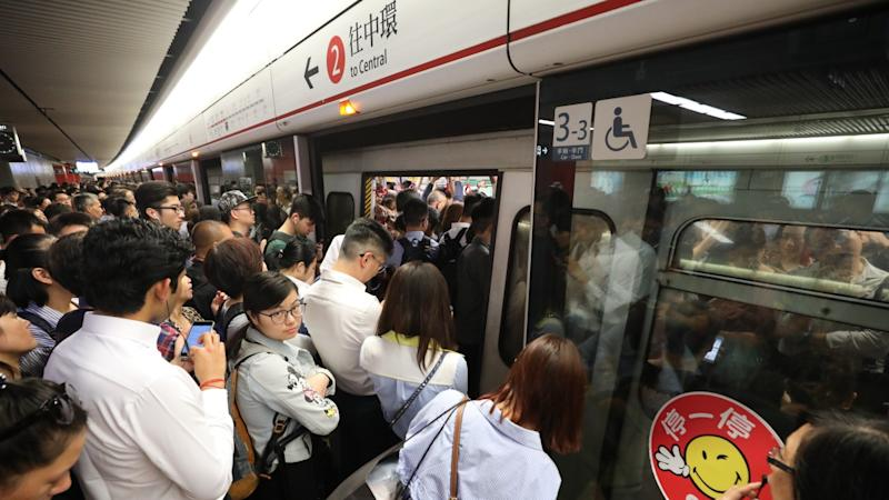 Hong Kong MTR signal fault finally fixed after six hours of commuter chaos