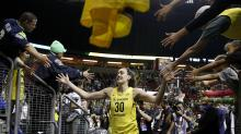 Seattle's Breanna Stewart to weather the storm following ruptured Achilles