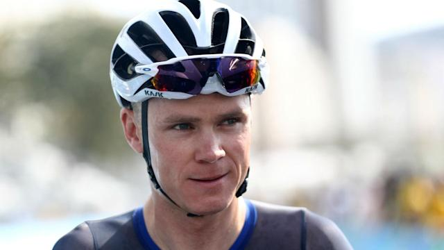 Finishing among the peloton in Spain may have suited Chris Froome, who has rarely been out of the spotlight of late.