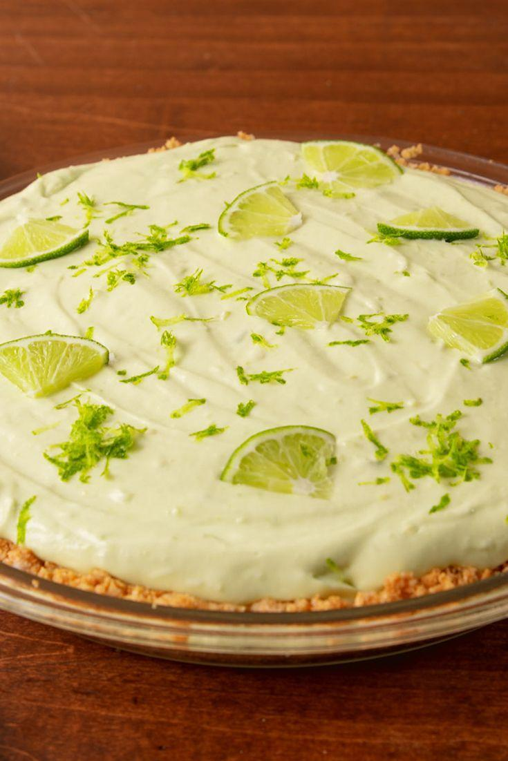 """<p>Perfect for the avocado obsessed.</p><p>Get the recipe from <a href=""""/cooking/recipe-ideas/recipes/a51872/avocado-cheesecake-recipe/"""" data-ylk=""""slk:Delish"""" class=""""link rapid-noclick-resp"""">Delish</a>.</p>"""