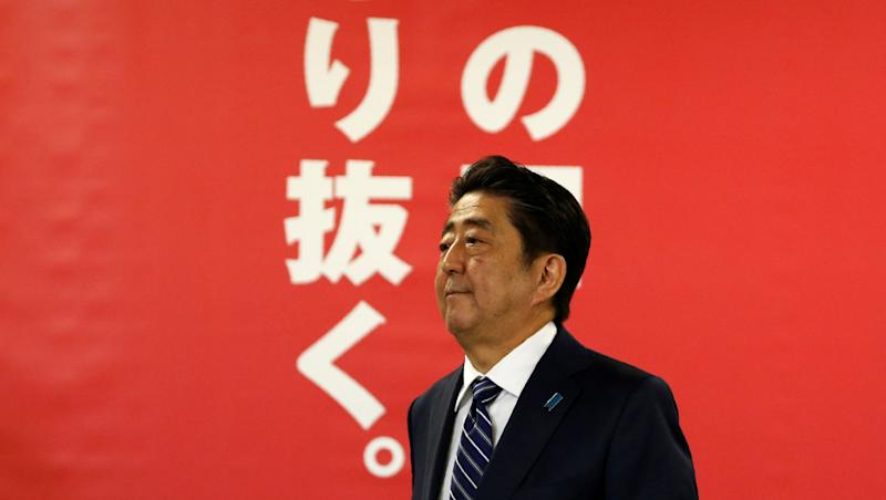 How to deal with North Korea's growing aggression is high on the agenda for JapanesePrime Minister Shinzo Abe in talks with U.S.President Donald Trump.