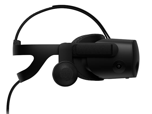 Hp S Reverb G2 Vr Headset Delivers Valve Index Features At 599