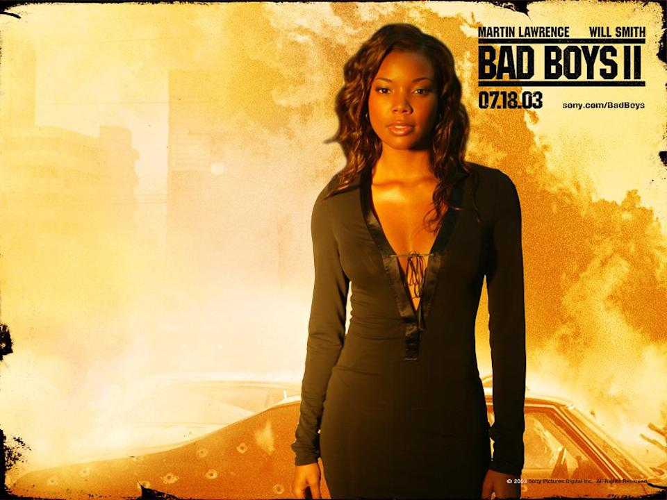 The Bad Boys II star is reprising her role as DEA agent-turned-LAPD detective Syd Burnett in a TV show version with Jessica Alba