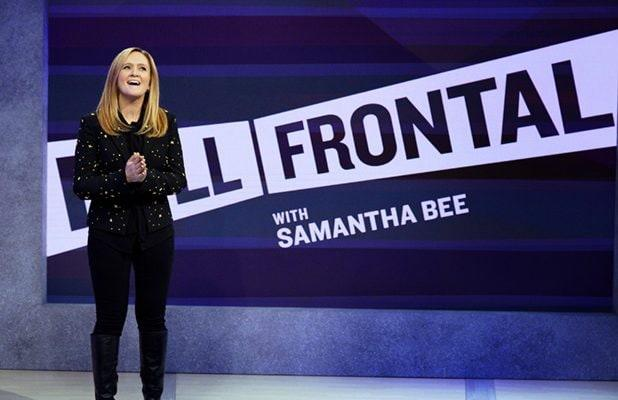 'Full Frontal With Samantha Bee' Renewed For Fifth Season at TBS