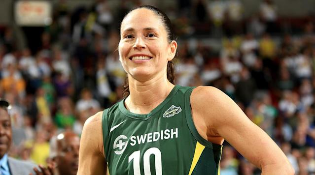 "The <a class=""link rapid-noclick-resp"" href=""/wnba/teams/sea"" data-ylk=""slk:Seattle Storm"">Seattle Storm</a> knocked off <a class=""link rapid-noclick-resp"" href=""/wnba/players/628/"" data-ylk=""slk:Diana Taurasi"">Diana Taurasi</a> and the <a class=""link rapid-noclick-resp"" href=""/wnba/teams/pho"" data-ylk=""slk:Phoenix Mercury"">Phoenix Mercury</a> on Tuesday night in Game 5 of the WNBA semifinals, and will advance to the WNBA Finals.(Associated Press)"