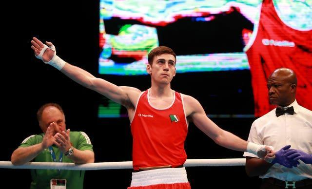 Boxing Road to Tokyo 2020 Olympic Qualifying Event – Day Three – Copper Box Arena