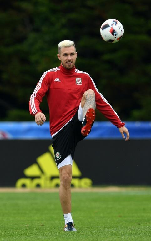 Wales midfielder Aaron Ramsey impressed during Euro 2016 (AFP Photo/Paul Ellis)