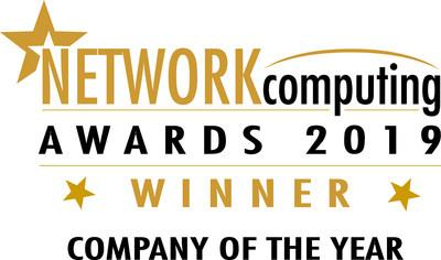 Allied Telesis wins Company of the Year from Network Computing Awards 2019