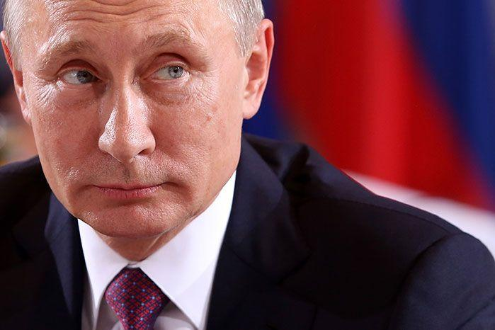 Putin has been in power as either president or prime minister of Russia since 2000. Image: Getty