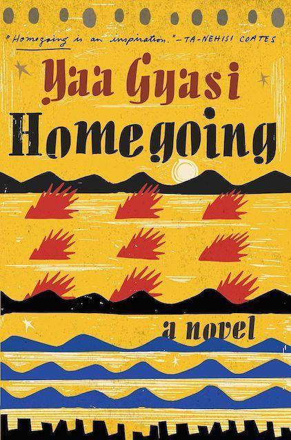 """<p><em><strong>Homegoing</strong></em></p><p>By Yaa Gyasi</p><p>At the beginning of Gyasi's epic debut novel, two half-sisters, Effia and Esi, are born in different villages in Ghana: One is married off to an English slave trader, while the other is imprisoned and sent to America to become a slave herself.</p><p>The stories of their families unfurl from those fates, and each chapter in this gorgeous and often heartbreaking book picks up with a new generation of the sisters' descendants, until the novel arrives in the modern moment.</p><p>Visceral and haunting, <em>Homegoing</em> traces three centuries of history, beginning in Africa and wending its way to modern-day San Francisco. If you're going to read one book this festive season, let this be the one: Not only will it stimulate your literary sensibilities, it is an important and timely reminder of the legacy of Black existence in America.</p><span class=""""copyright""""><strong>Image: Knopf.</strong></span>"""