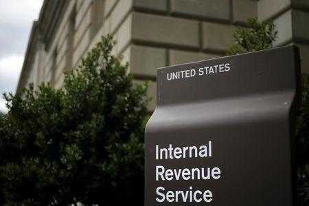 A general view of the U.S. Internal Revenue Service (IRS) building in Washington May 27, 2015. REUTERS/Jonathan Ernst