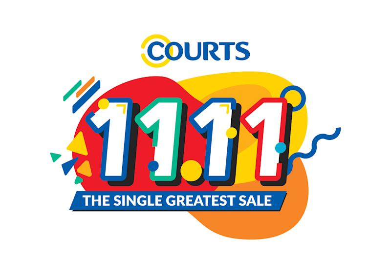 Courts Shopping 11.11 (PHOTO: Courts)