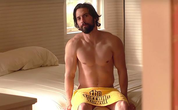Milo Ventimiglia as Jack Pearson on <i> This Is Us</i> (Photo: NBC)
