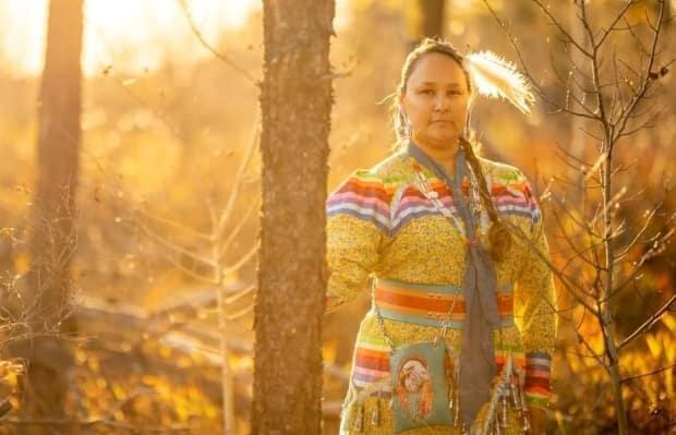 Jennifer Sanderson, a mother of six from the Wahpeton Dakota Nation, alleges she experienced several 'pointed racial remarks' and insensitive questions during her time as a correctional officer at the Saskatchewan Penitentiary between 2009 and 2017.