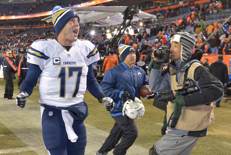 Beating Broncos big deal for Chargers' Pagano