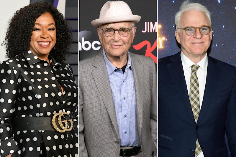 Shonda Rhimes teams up with Norman Lear, Steve Martin, more on Netflix series Notes on Love