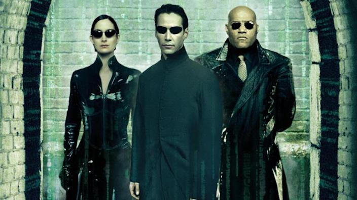 The Matrix Reloaded (Credit: Warner Bros)