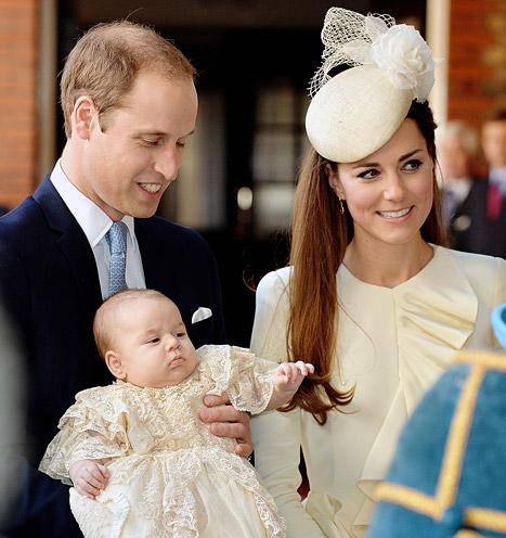 Kate Middleton, Prince William Hire Prince George a New Nanny: Get to Know Maria Teresa Turrion Borrallo!