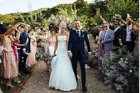 "<p>Ranked the number one UK wedding photojournalist of 2019 – and ninth in the world – by the Wedding Photojournalist Association, you can count Goddard as a big deal in the wedding industry.</p><p>Over the last 10 years, the photographer has taken some of the most stunning images, from Victoria Magrath's (otherwise known as influencer In The Frow) nuptials at Chateau du Bijou, France, to the backstreets of Florence, Italy and London locations such as The Curtain Hotel, the Clapton Country Hotel and Kensington Town Hall.</p><p>With a background in Fine Art, Goddard seeks to tell a story truthfully and without any intervention.</p><p>'I love featuring humour in my work,' she tells ELLE UK. 'I look for the unexpected moments and a different perspective on the familiar traditions. The story I want to tell of a couple's day is the honest one, uncontrived and unpretentious. ' </p><p>With more than 350 weddings under her belt, let's just say Goddard is wizard with her camera come your big day. </p><p><strong>Prices</strong>: On request</p><p><strong>Find Lyndsey Goddard on Instagram <a href=""https://www.instagram.com/lyndseygoddardphotography/"" rel=""nofollow noopener"" target=""_blank"" data-ylk=""slk:here"" class=""link rapid-noclick-resp"">here</a>.</strong></p><p><strong><a class=""link rapid-noclick-resp"" href=""https://www.lyndseygoddard.com/"" rel=""nofollow noopener"" target=""_blank"" data-ylk=""slk:BOOK HERE"">BOOK HERE</a></strong></p>"
