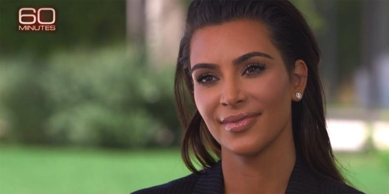Kim Kardashian reveals what her talent actually is