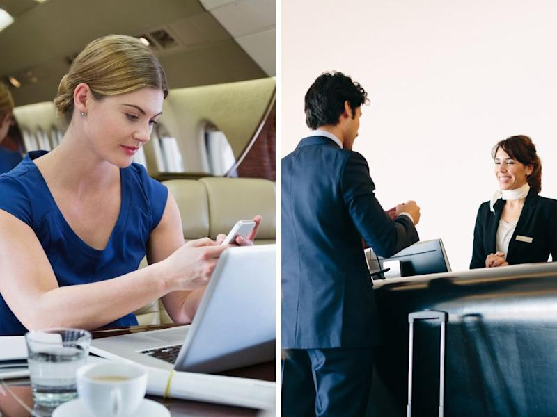 Here's how to use your frequent flyer points well. <i>(Photos: Getty)</i>